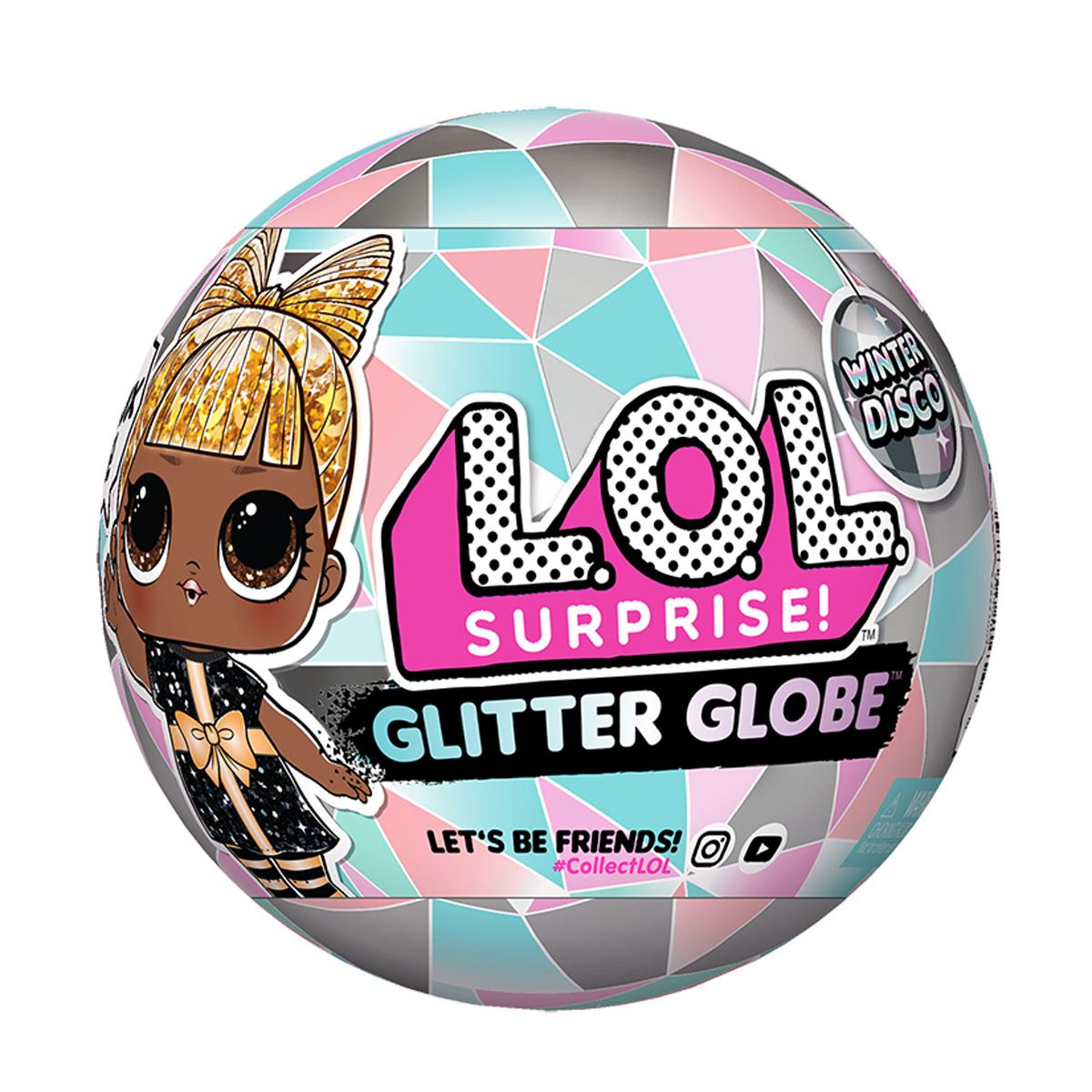 Muñeca Glitter Globe LOL Surprise
