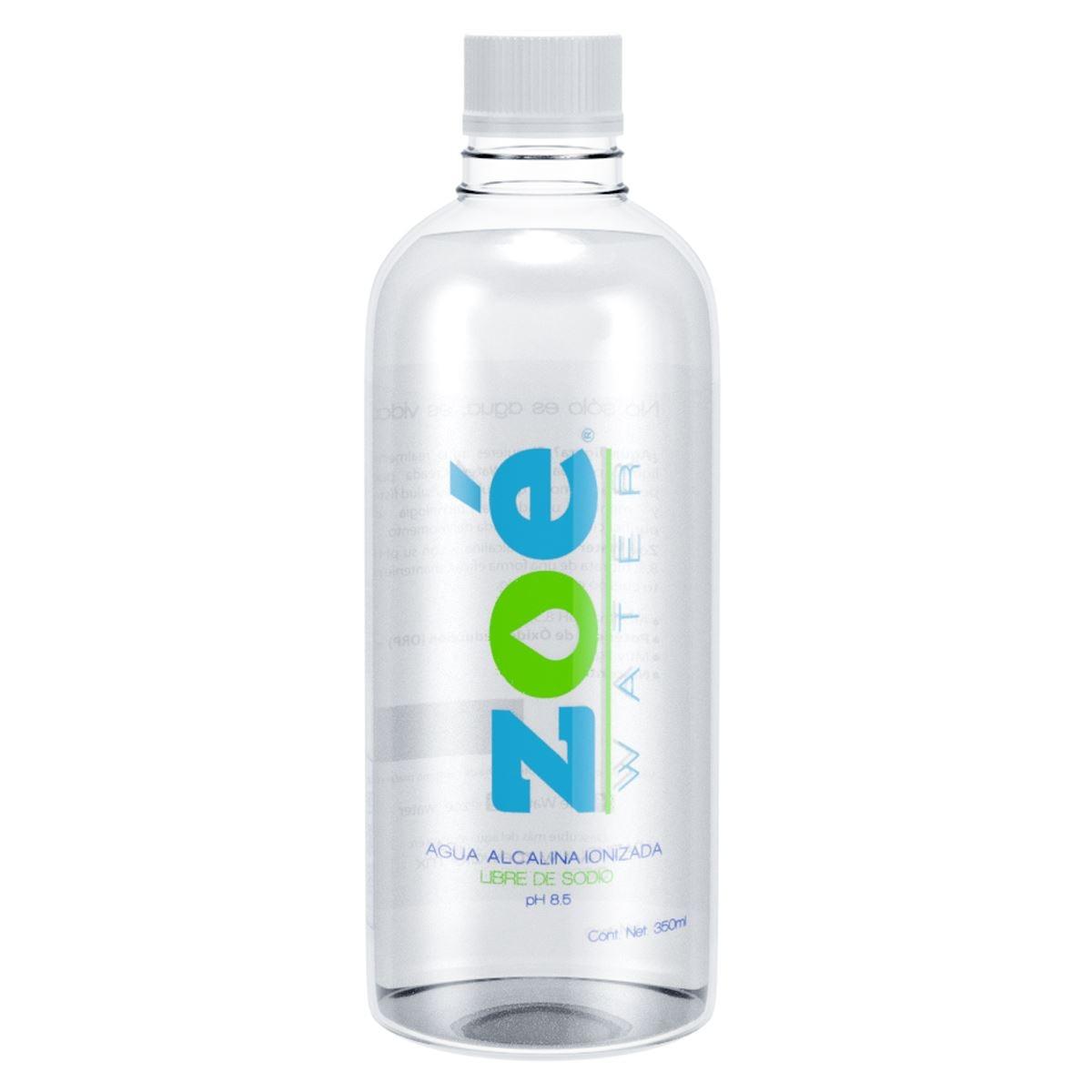 Agua alcalina zoÉ  - Sanborns