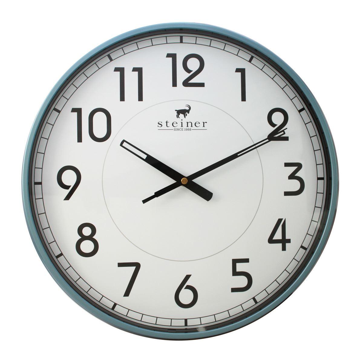 Reloj de pared steiner ws673spbl - Relojes de pared ...