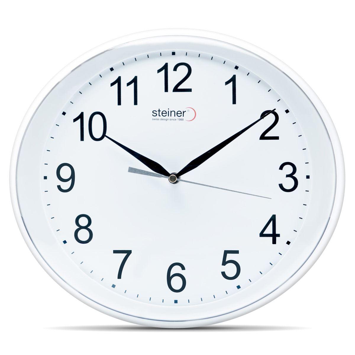 Reloj Pared Steiner WL664SPW