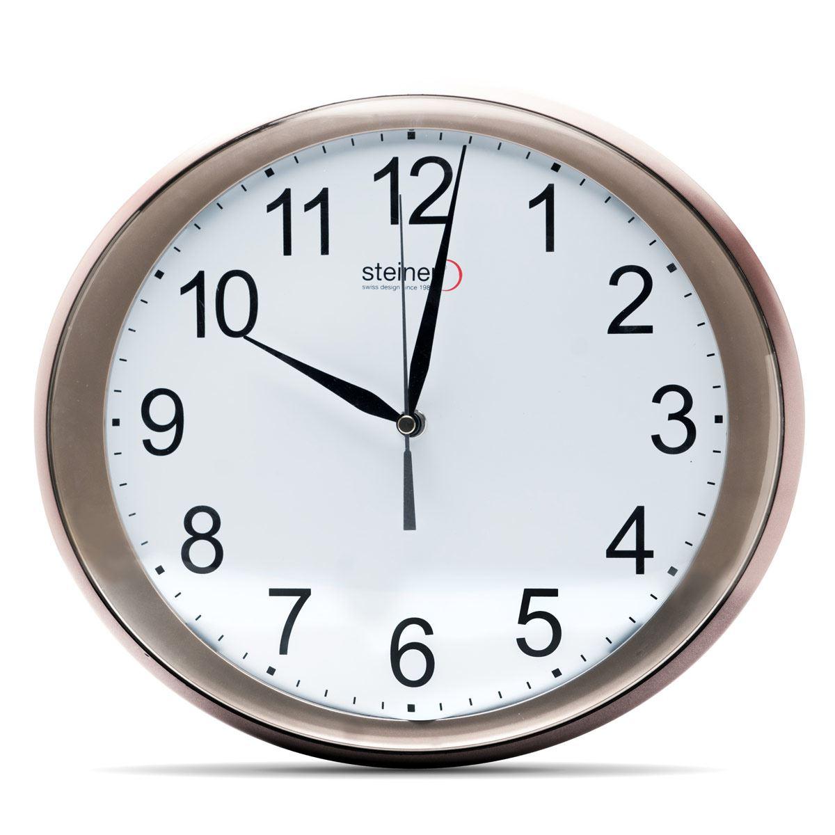 Reloj Pared Steiner WL664SPBW