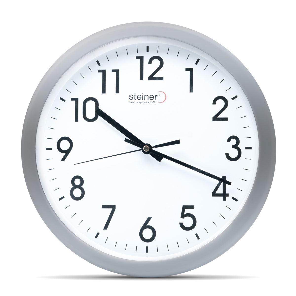 Reloj Pared Steiner WL696SPG