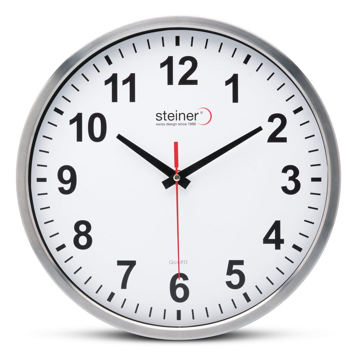 Reloj de Pared Steiner Blanco  5236-YZ