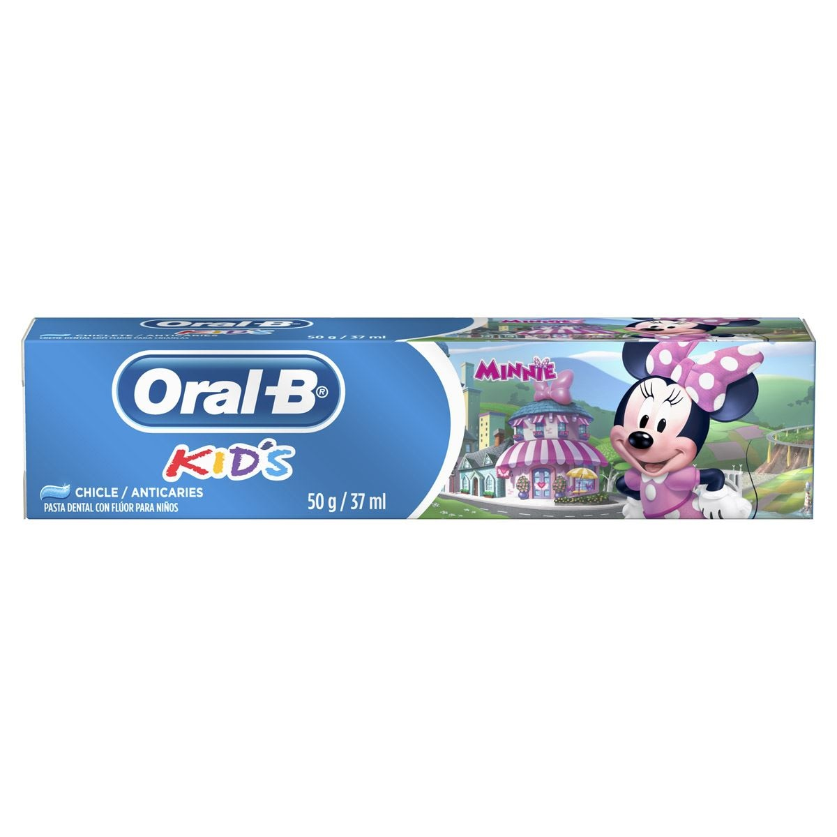 Crema Dental Kids Minnie Oral-b