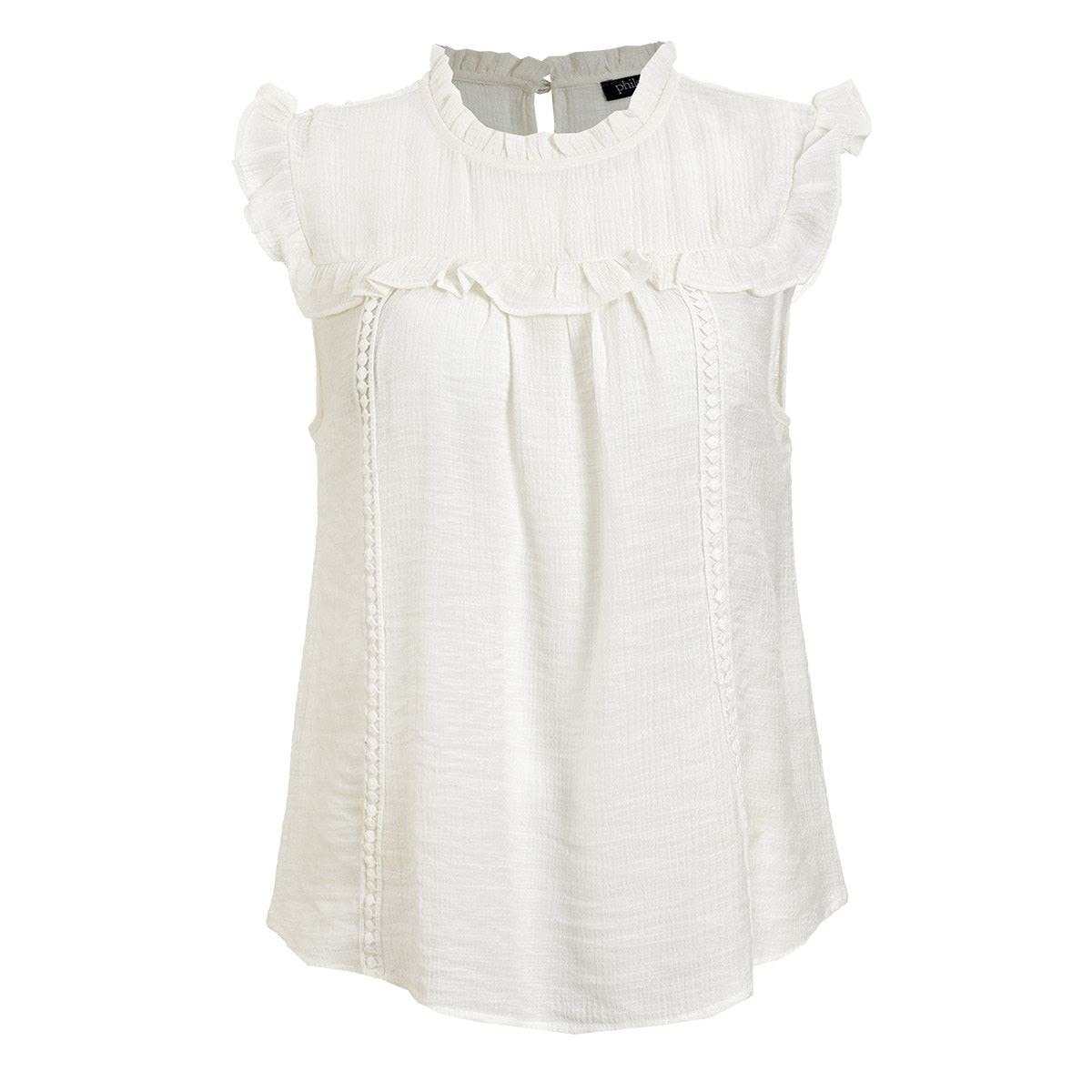 Blusa con  Bata Philosophy Jr.