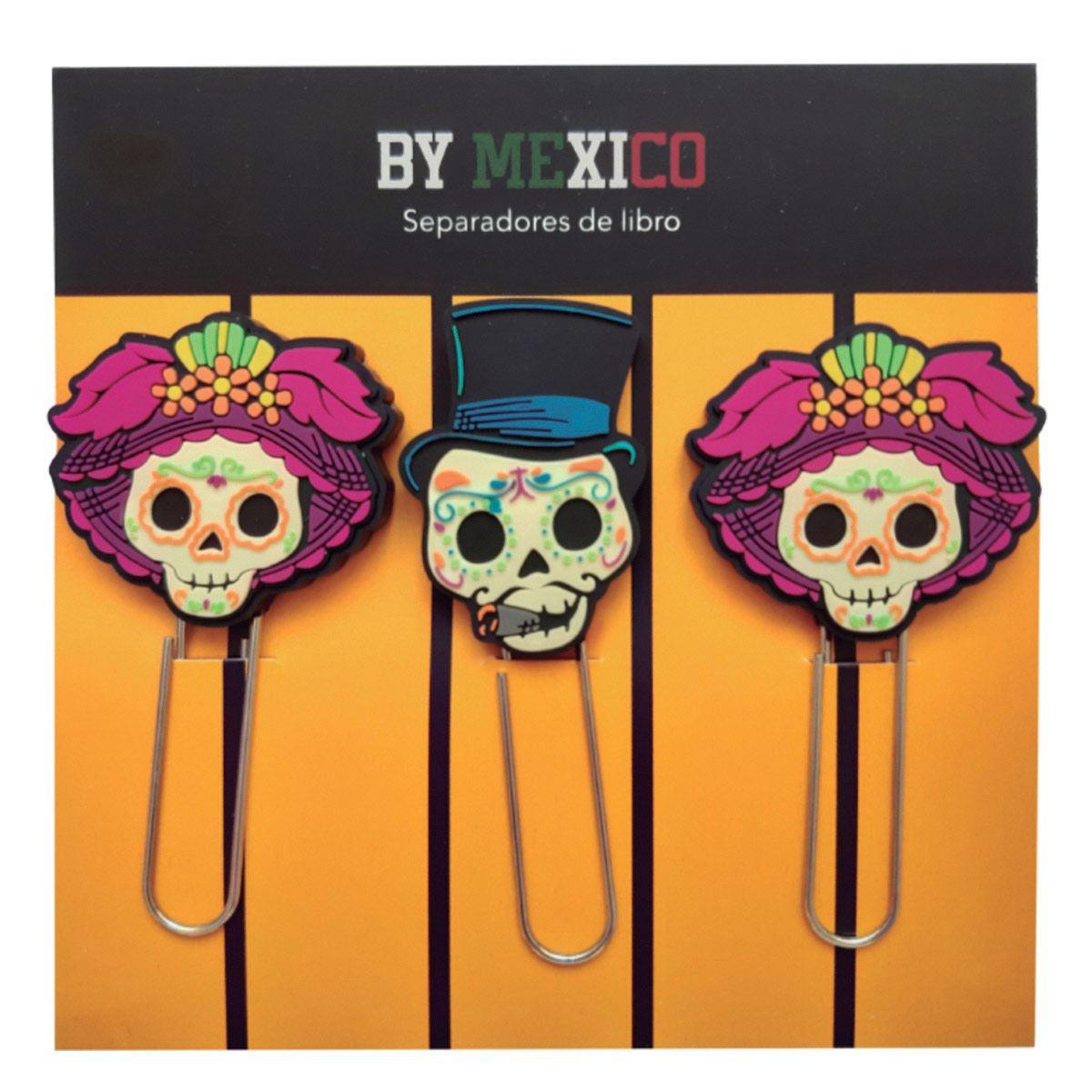 Set de separadores catrina BY México