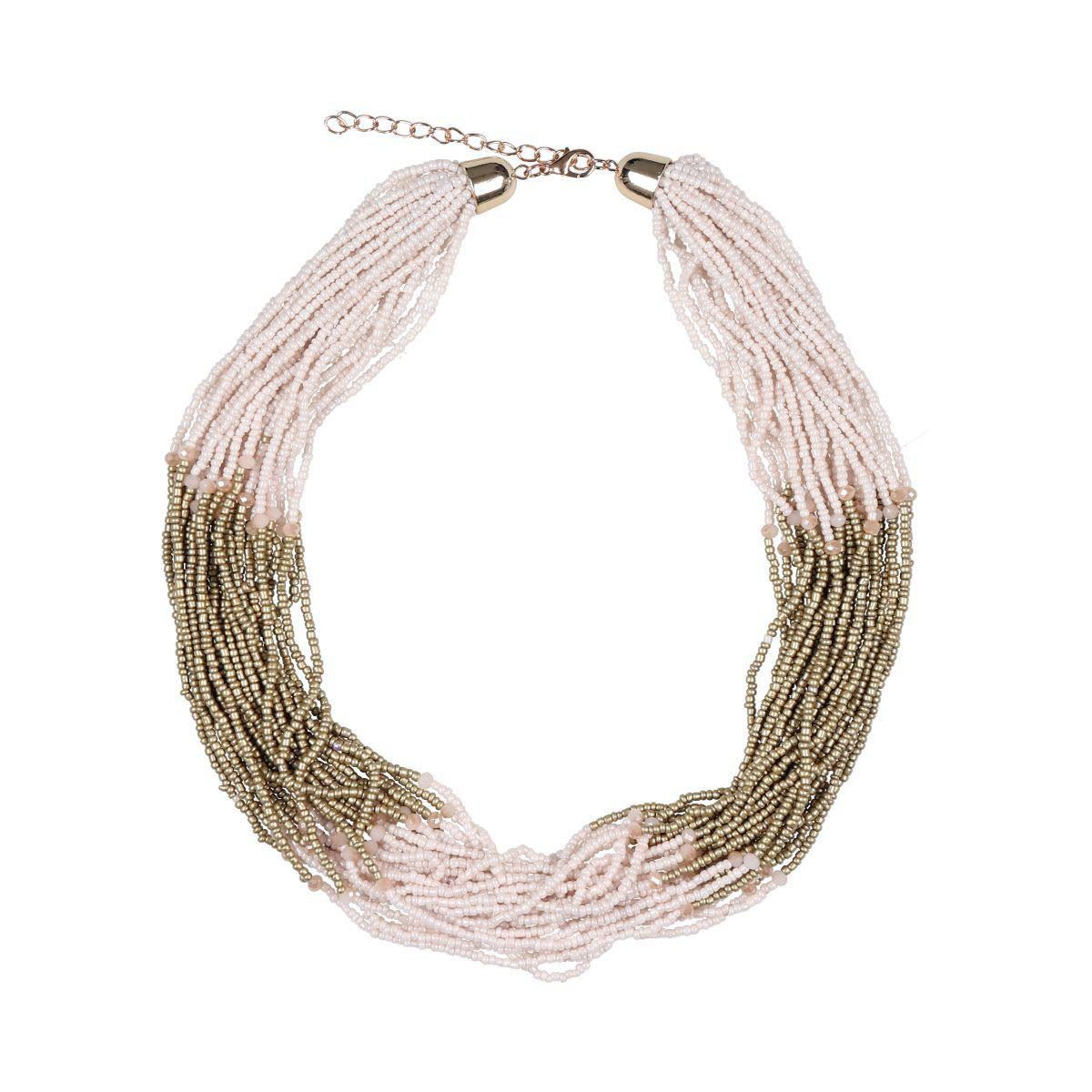 Collar Corto de Tiras Phi By Philosophy