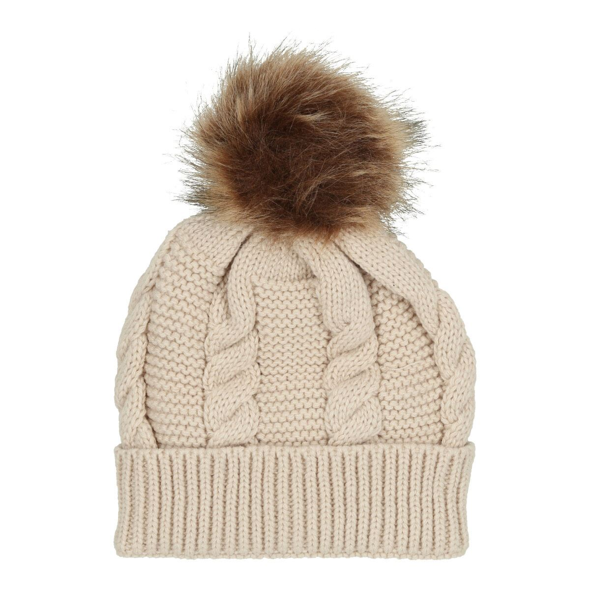 Gorro Tejido Phi By Philosophy Jr. Beige