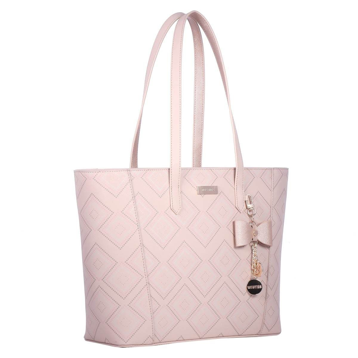 Bolso Nine West Tote Rosa