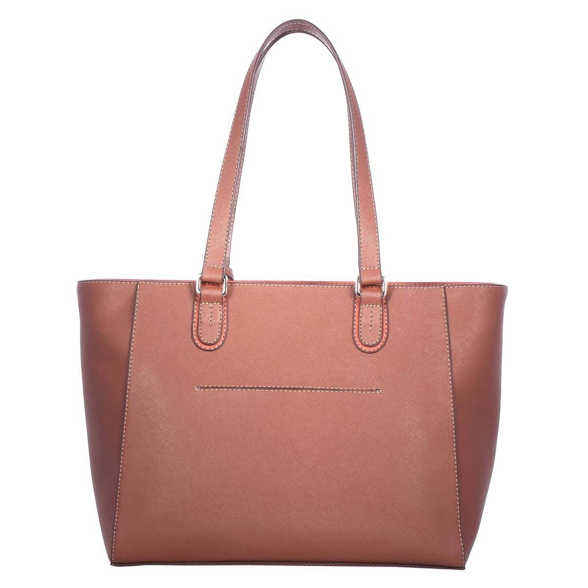 Bolso Nine West Tote Café
