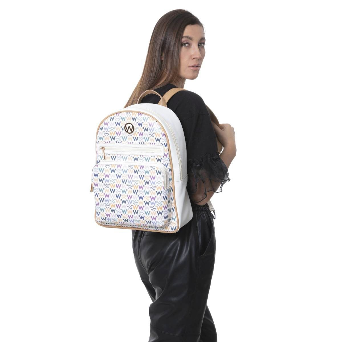 Bolso Westies backpack multi