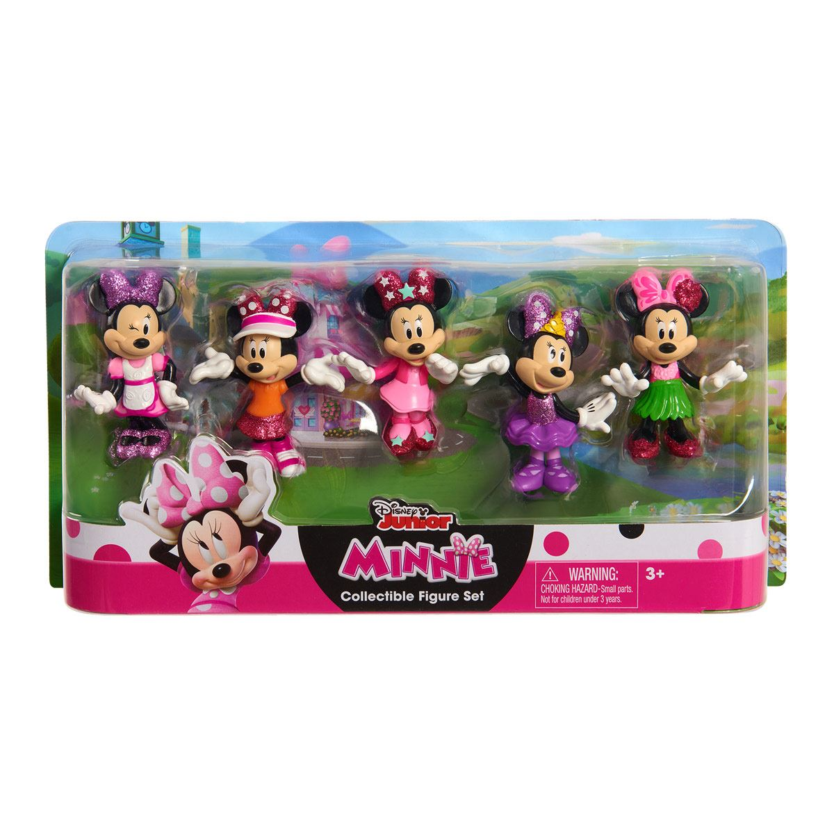 Minnie Collectible Figure Pack