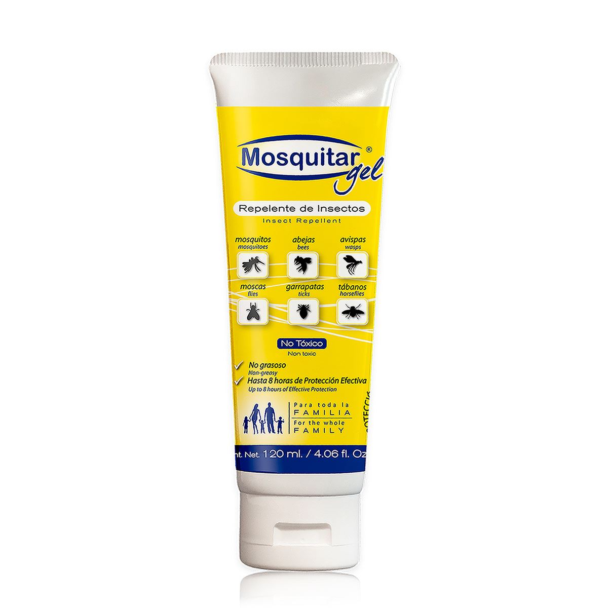 Repelente gel mosquitar  - Sanborns