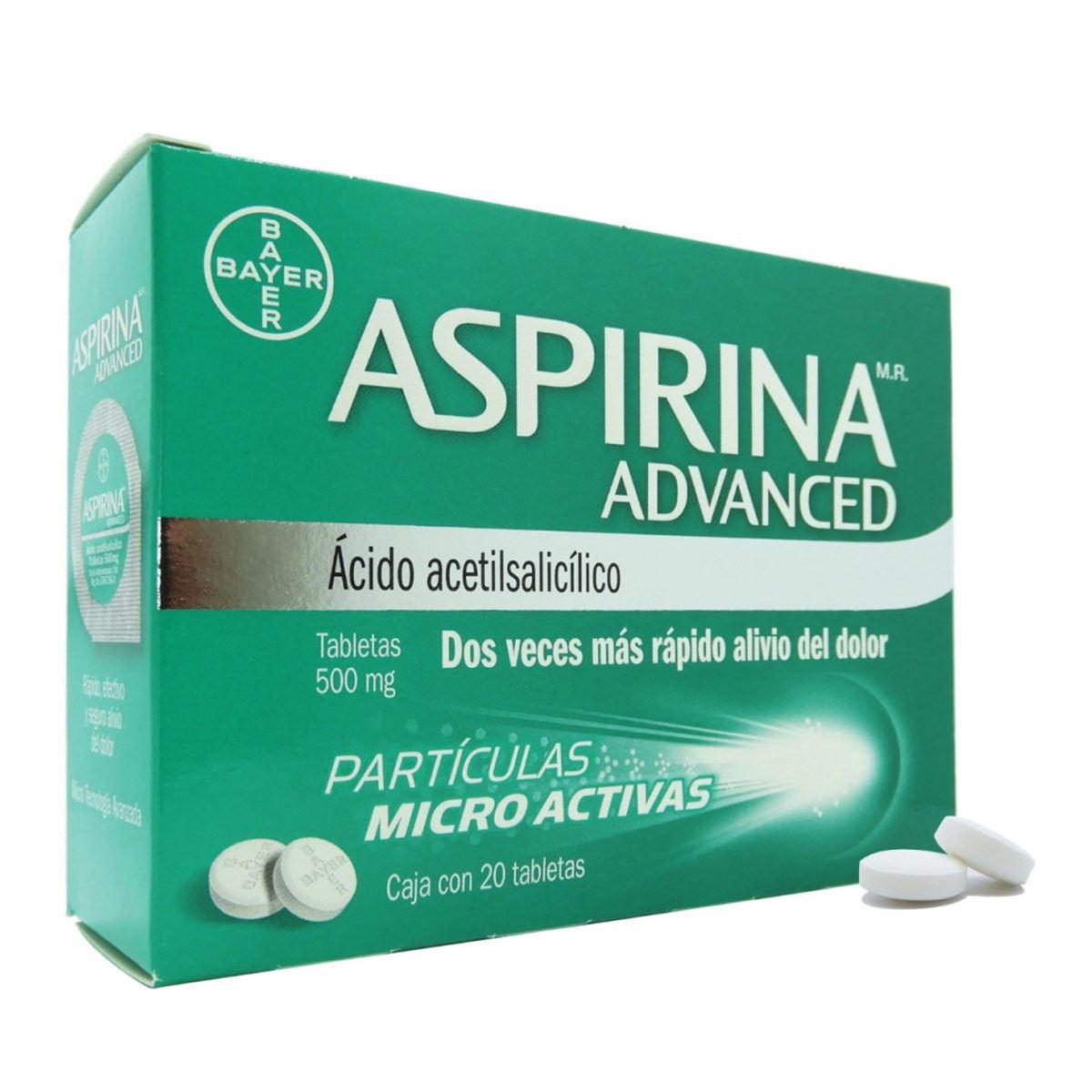 Aspirina Advanced