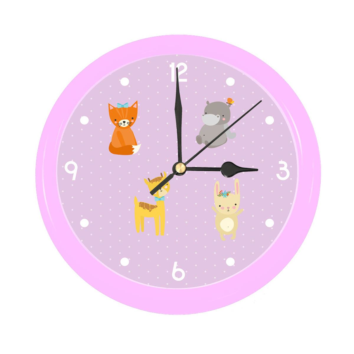 Reloj de Pared T-22 Animales Timco