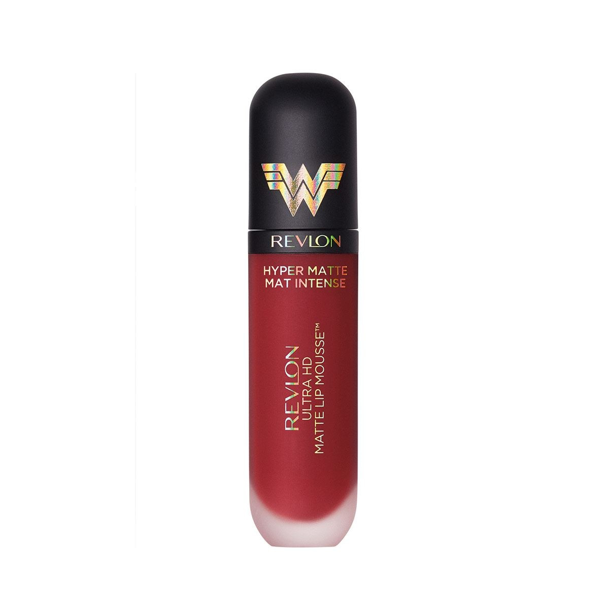 Labial Liquido Hd Matte red hot
