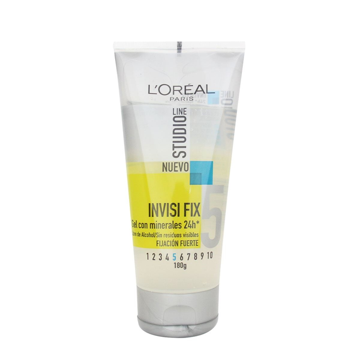 Studio l´oreál gel 18gr invisi fix e-12  - Sanborns