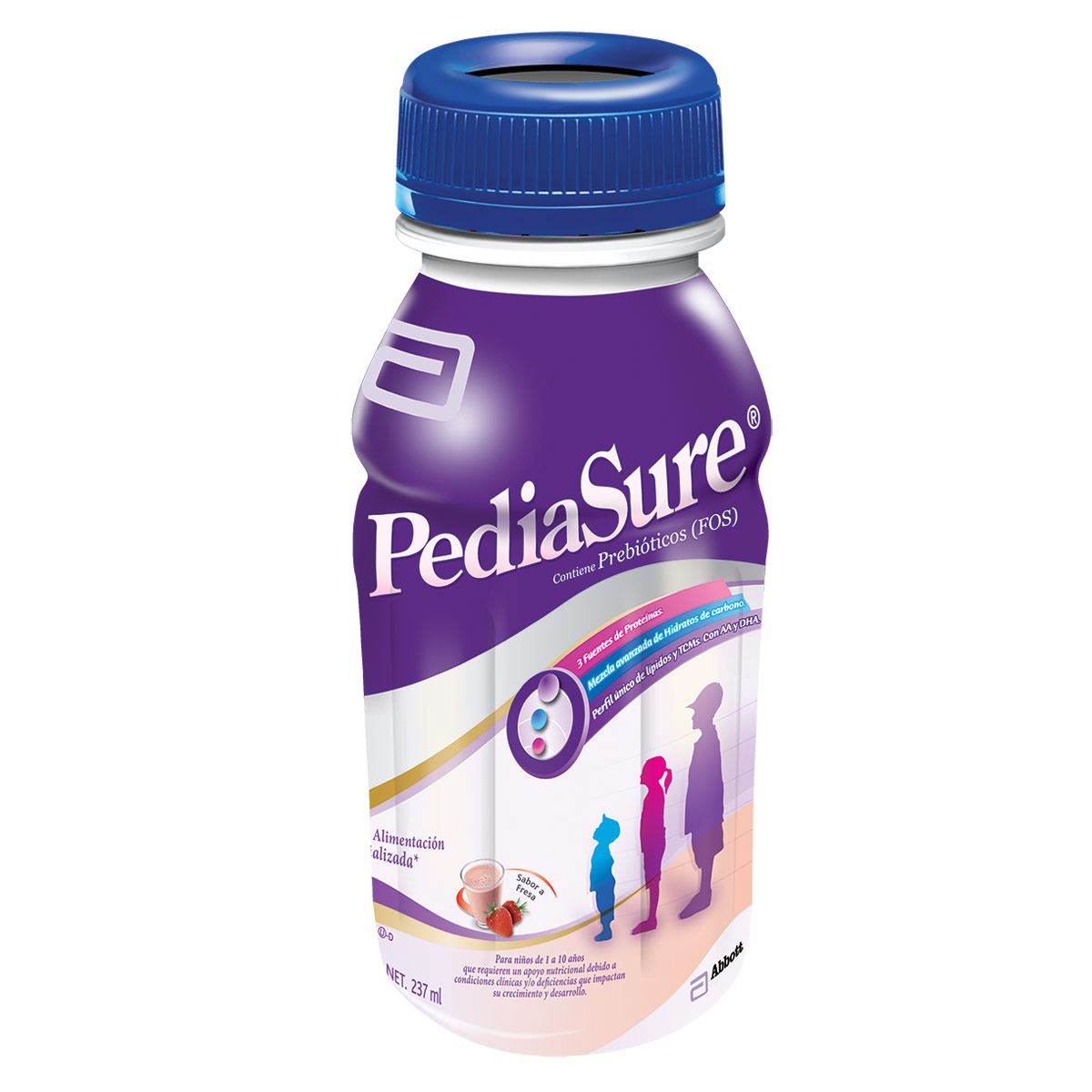 Pediasure plus liq 237ml btfsa  - Sanborns