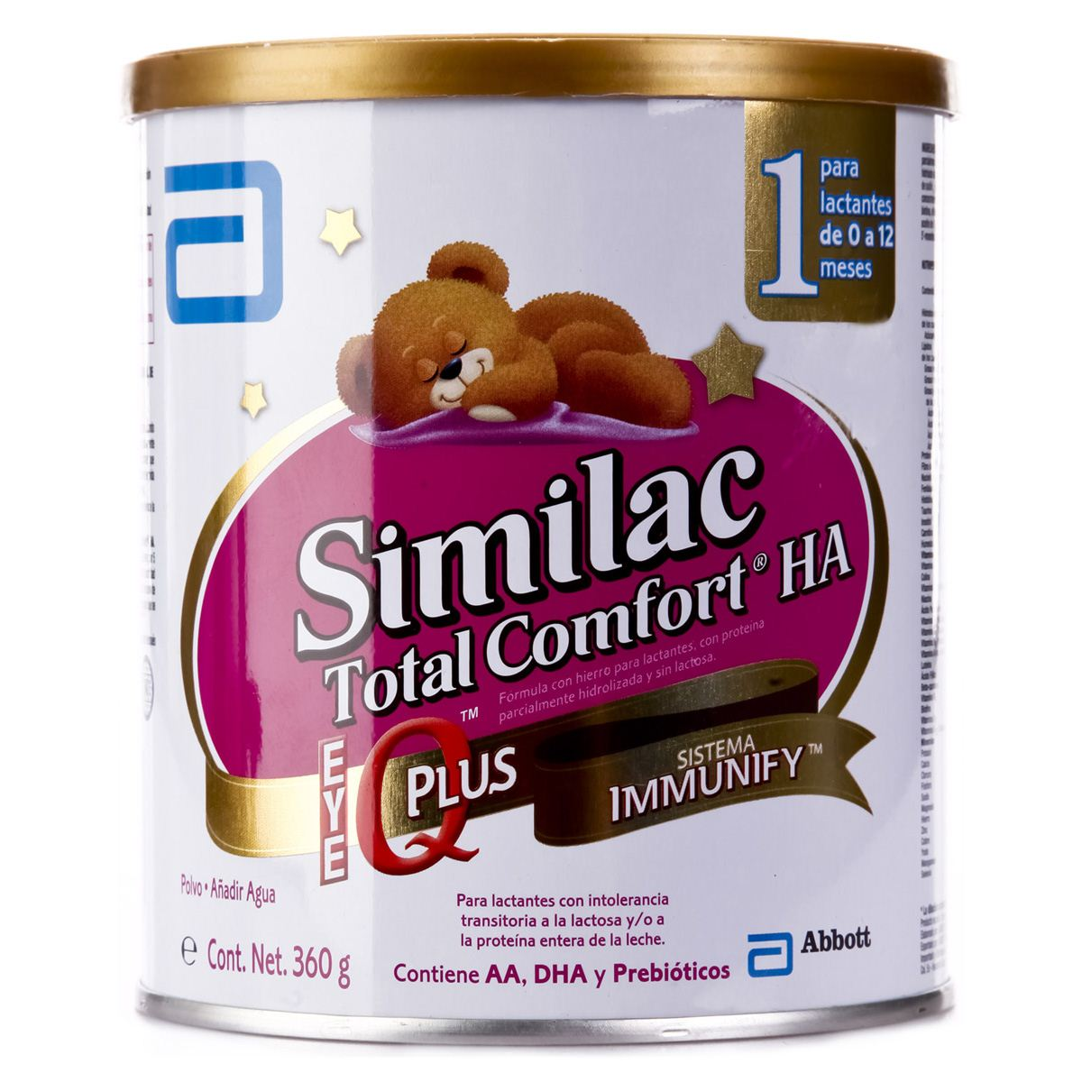 Similac tot comf ha 1 pvo  - Sanborns