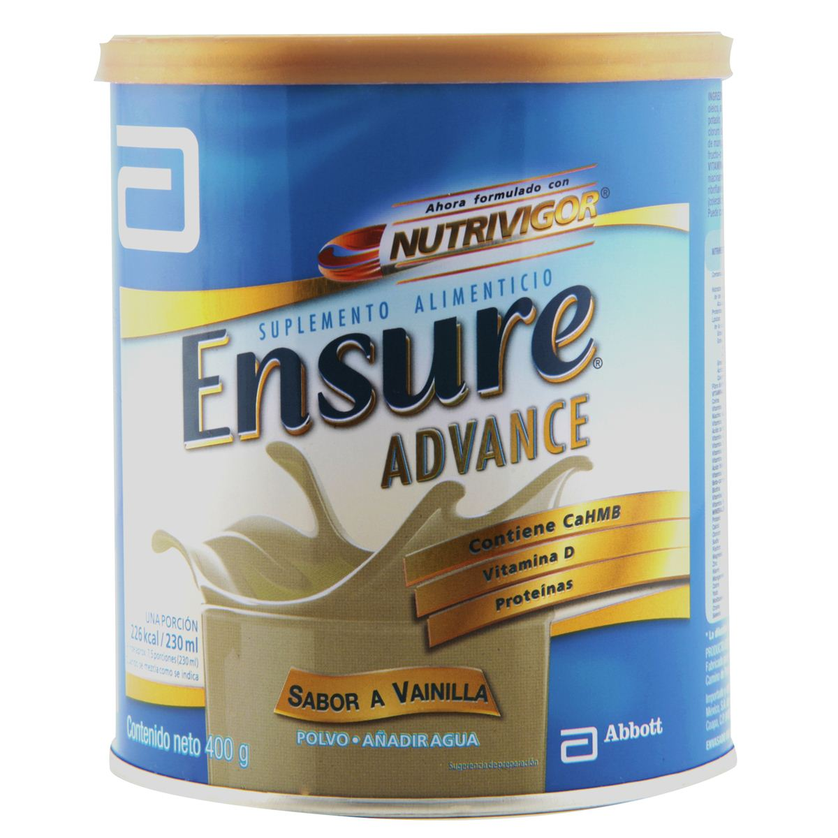 Ensure Advance Polvo 400 g
