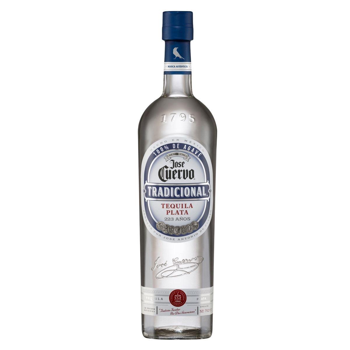 Tequila Jose Cuervo Tradicional Plata  950 ml