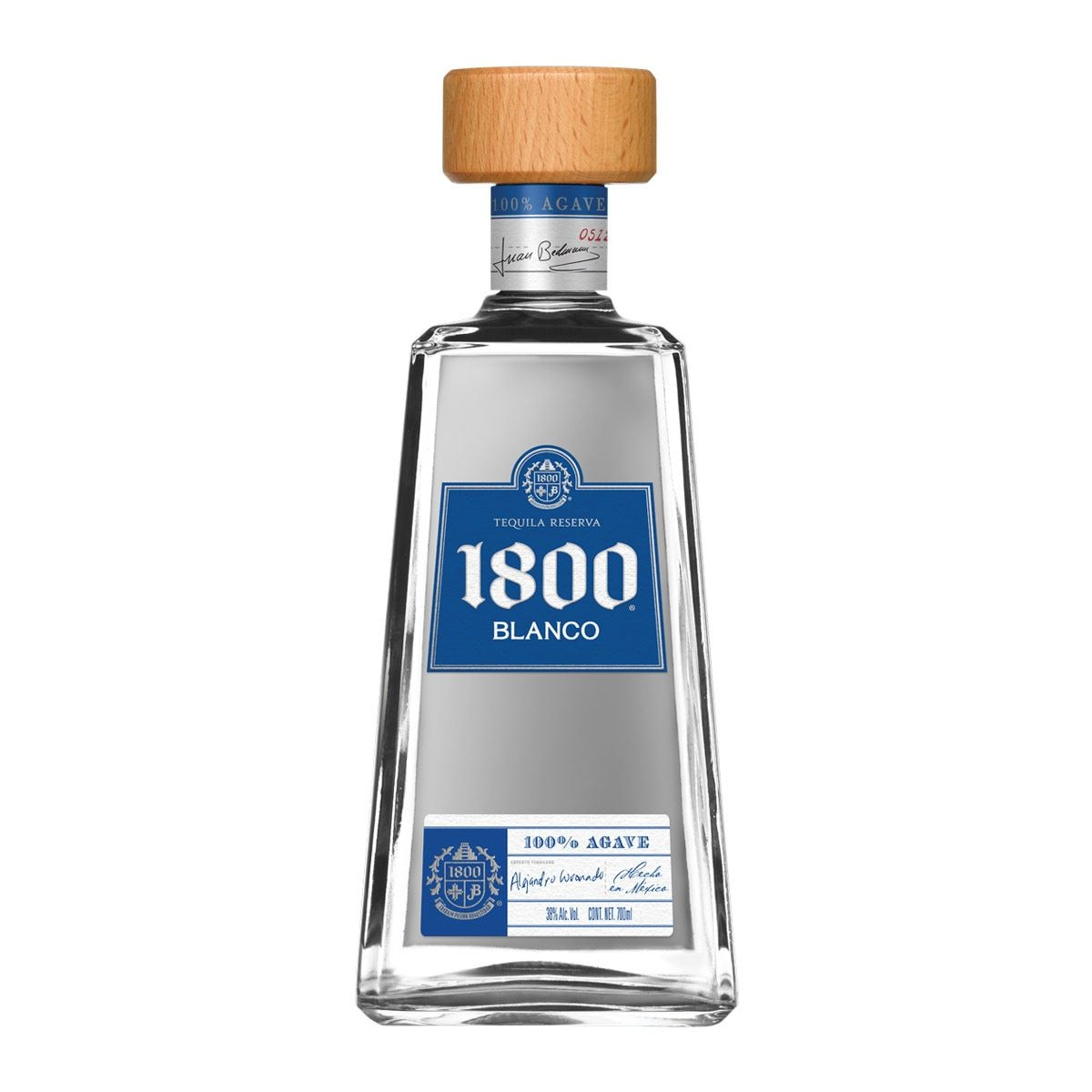 Tequila 1800 Blanco 700 ml