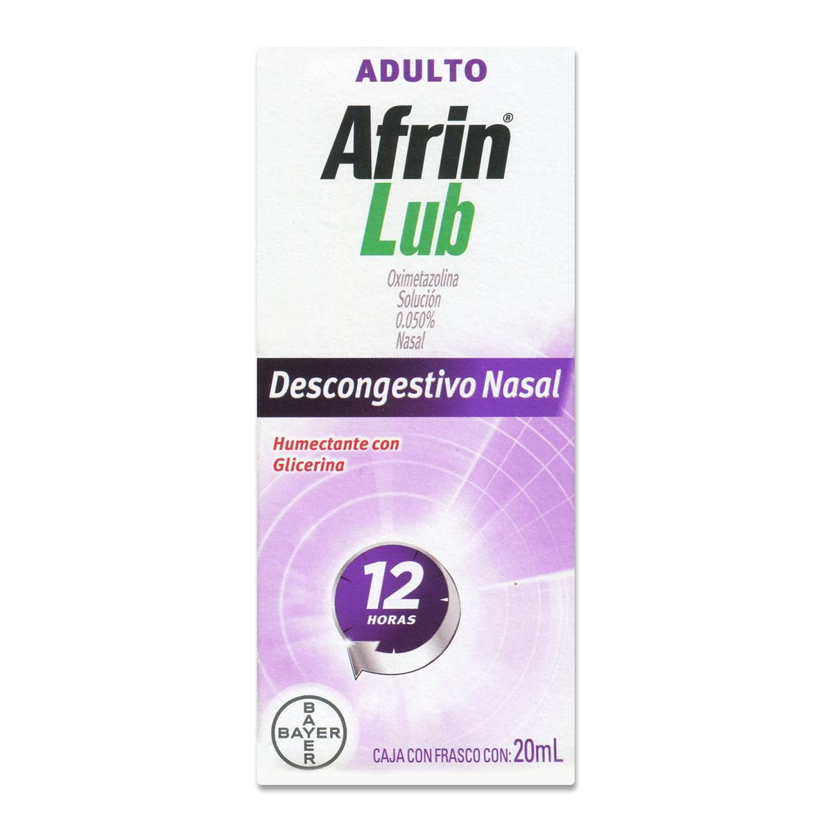 Afrin-lub 20ml.  - Sanborns