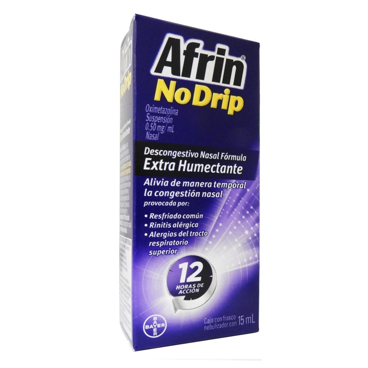 Afrin no drip 15 ml  - Sanborns