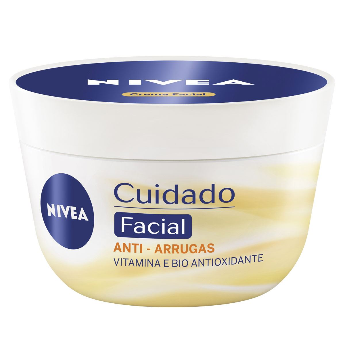 Crema nivea anti-edad 400 ml  - Sanborns