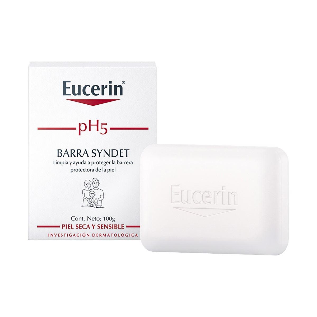 Eucerin, ph5 jabón, 100gr  - Sanborns