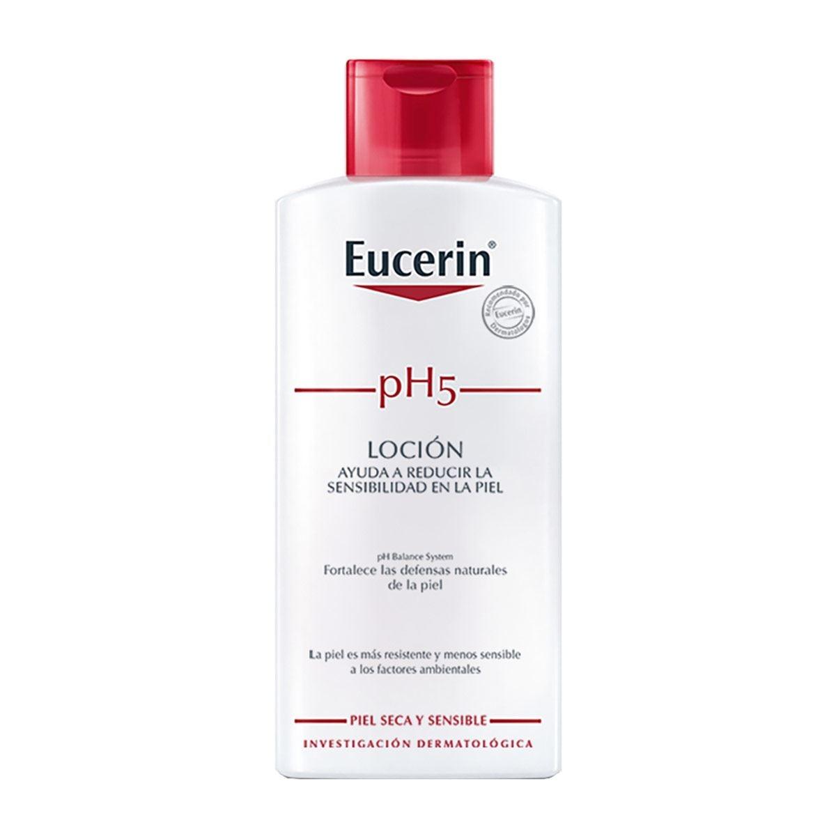 Eucerin, crema corporal ph5, 250ml  - Sanborns