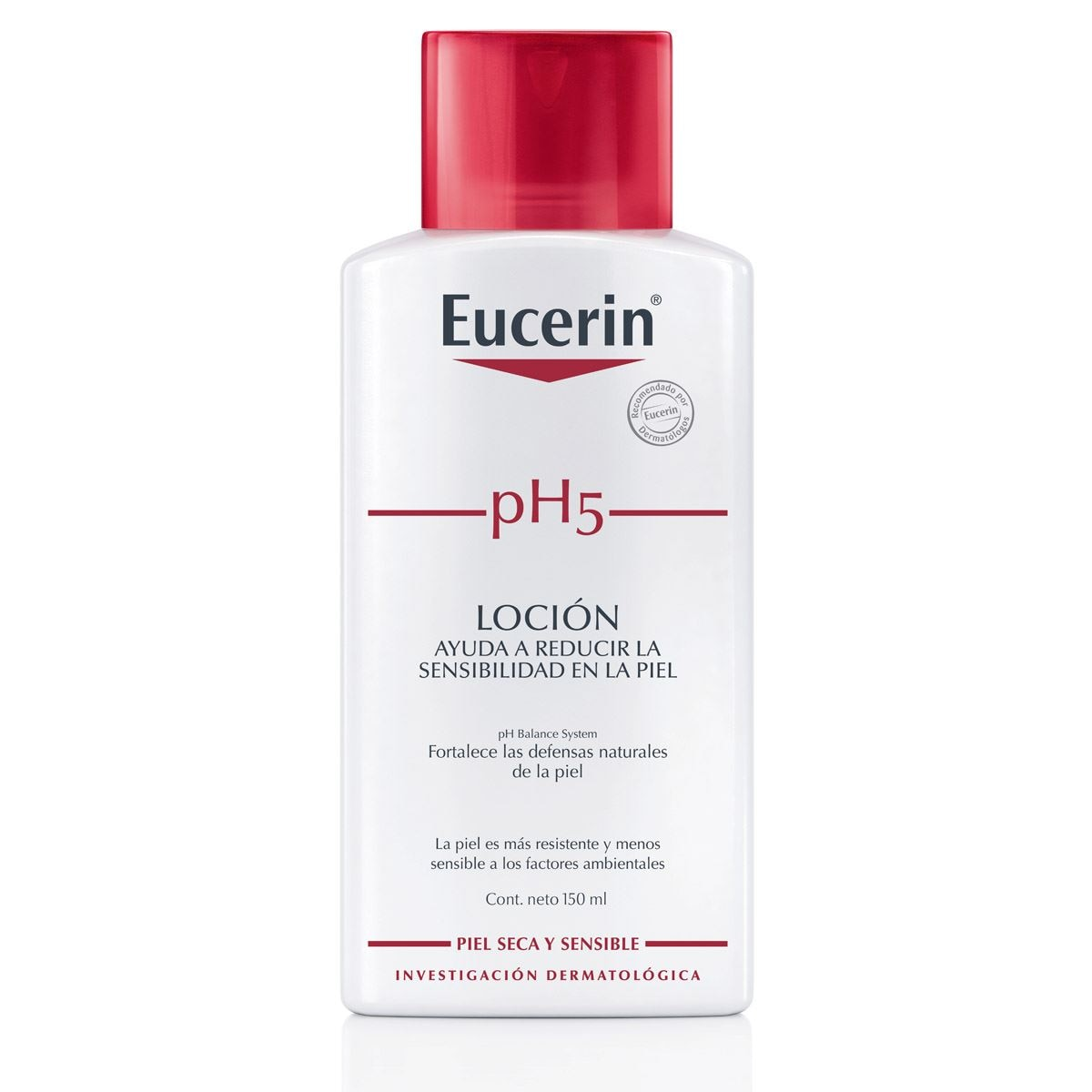 Eucerin , crema corporal ph5, 125ml  - Sanborns
