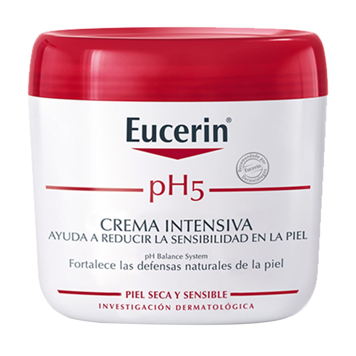 Eucerin Crema PH5 Tarro 450 ml