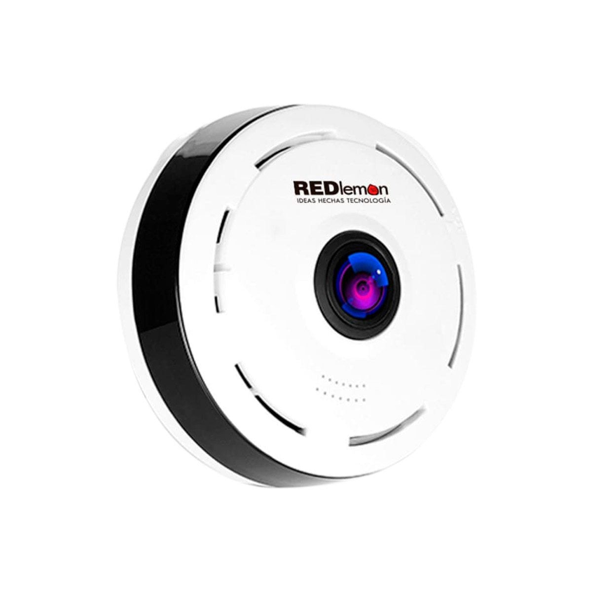 Cámara de Seguridad RedLemon WiFi 360° Grados Blanca