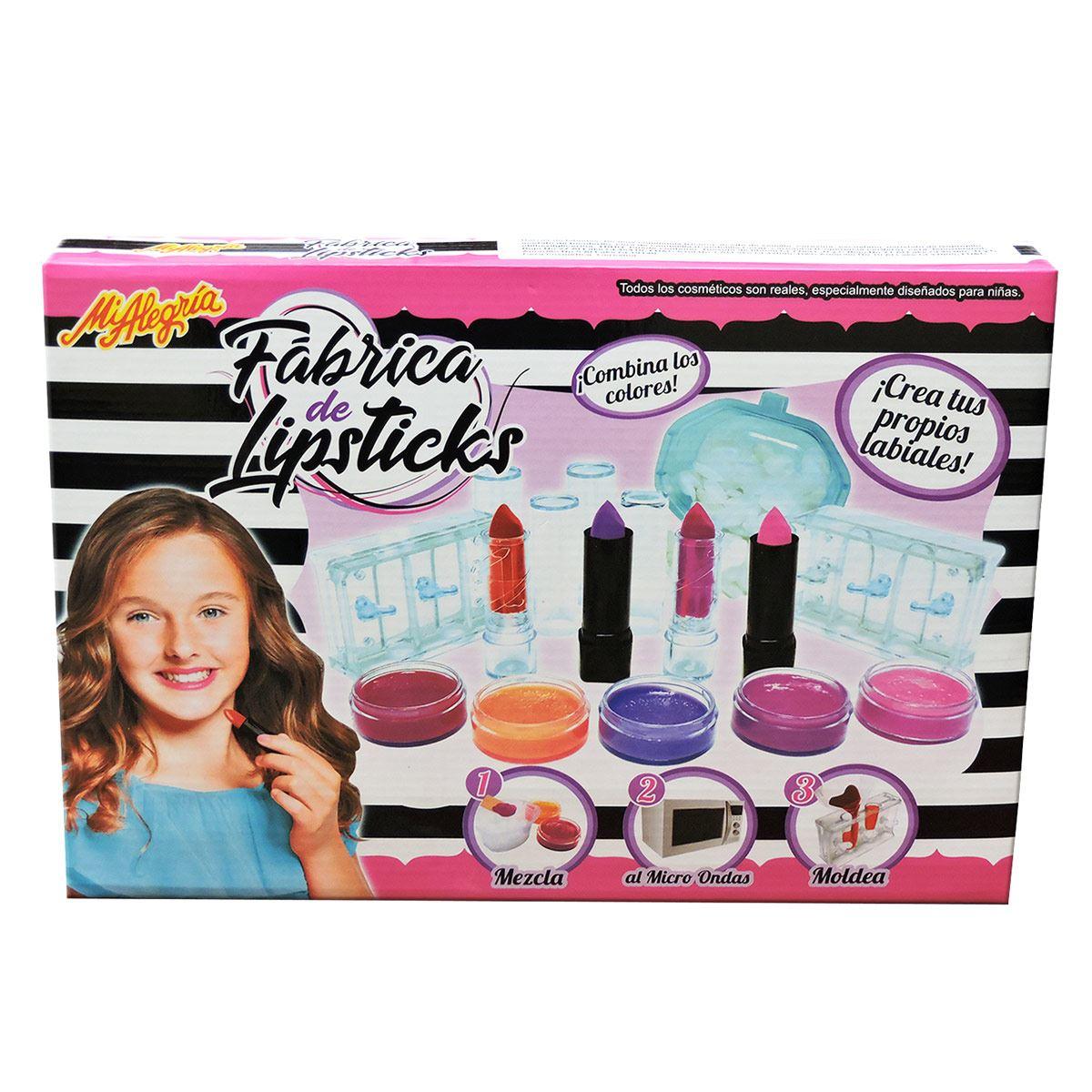 Fábrica de Lipsticks Mi Alegría