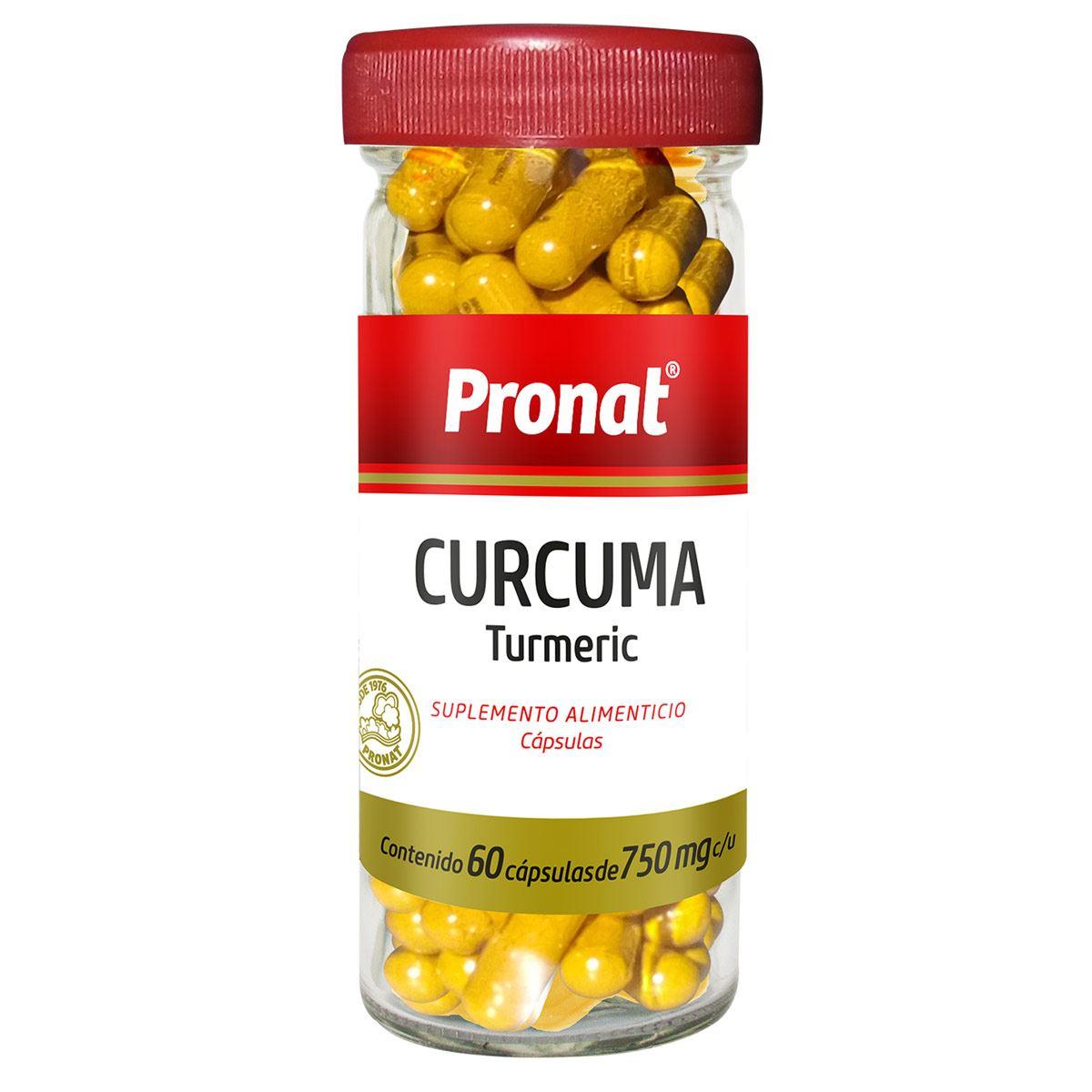 CURCUMA TURMERIC 60 CAPS