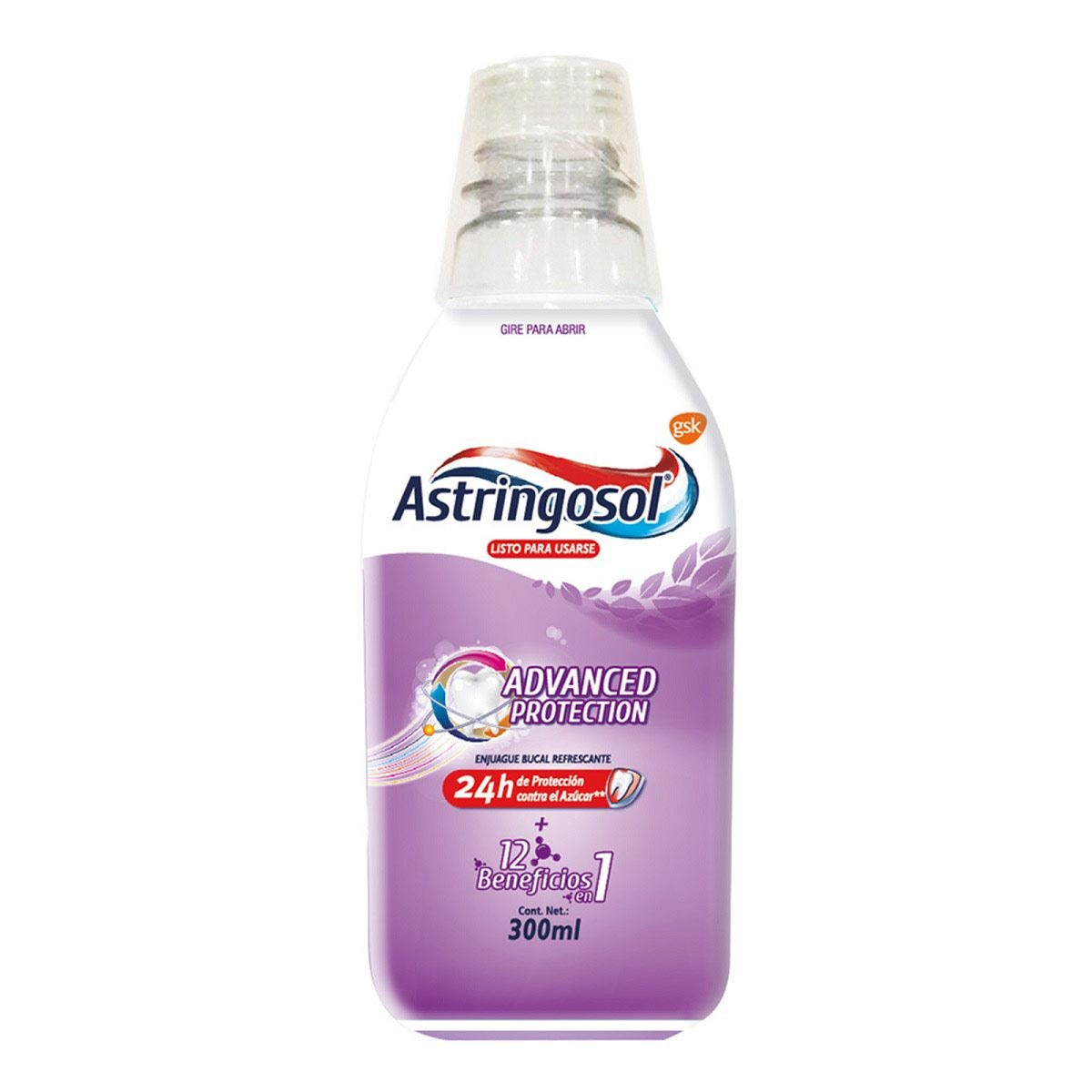 Enjuage Bucal Astringosol  Advance 300ml