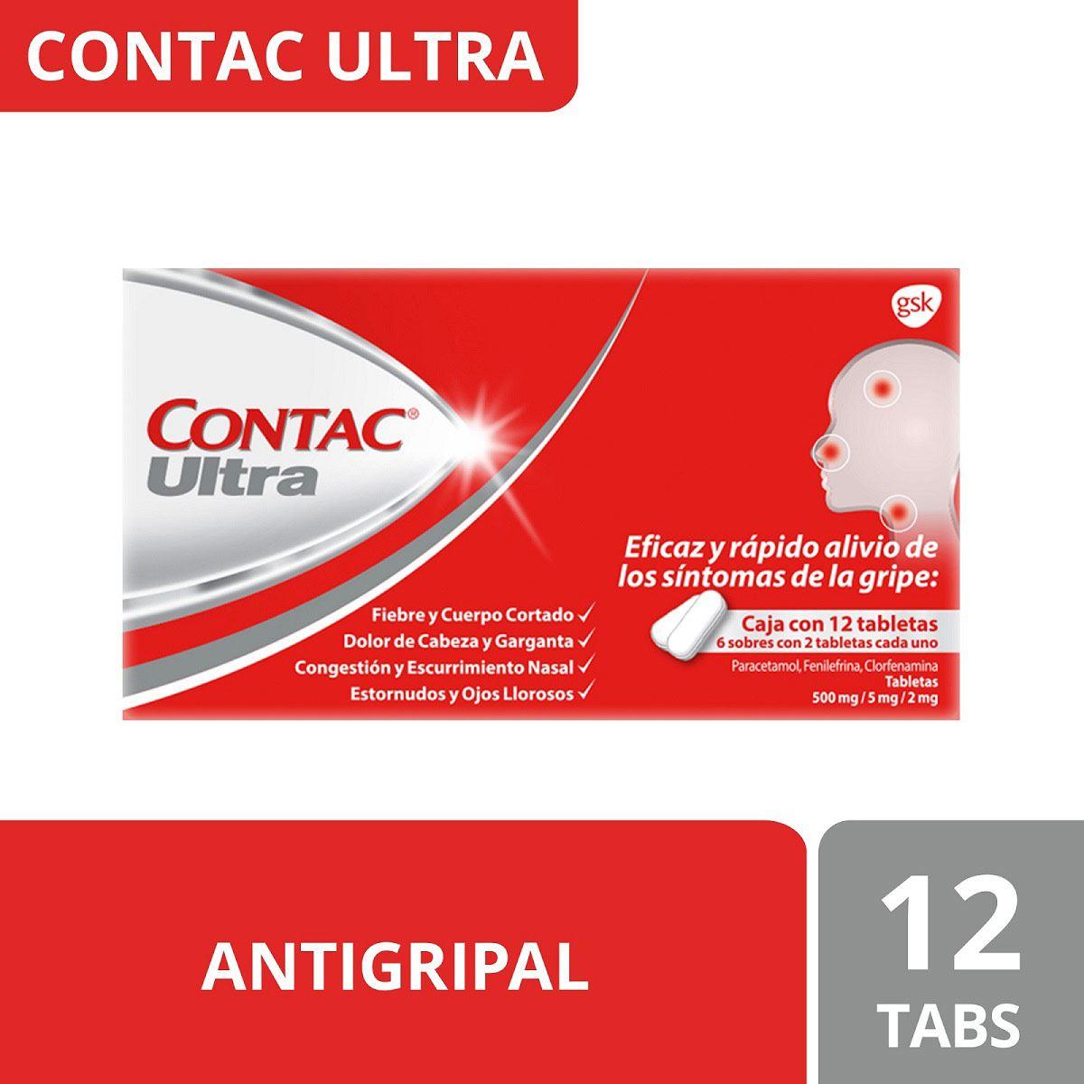 Contac Ultra