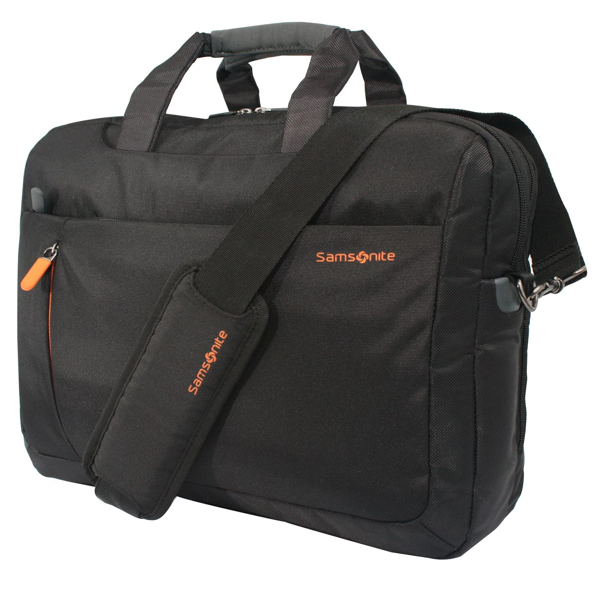 "ABC 3-Way-Bag 15.4"" Black"