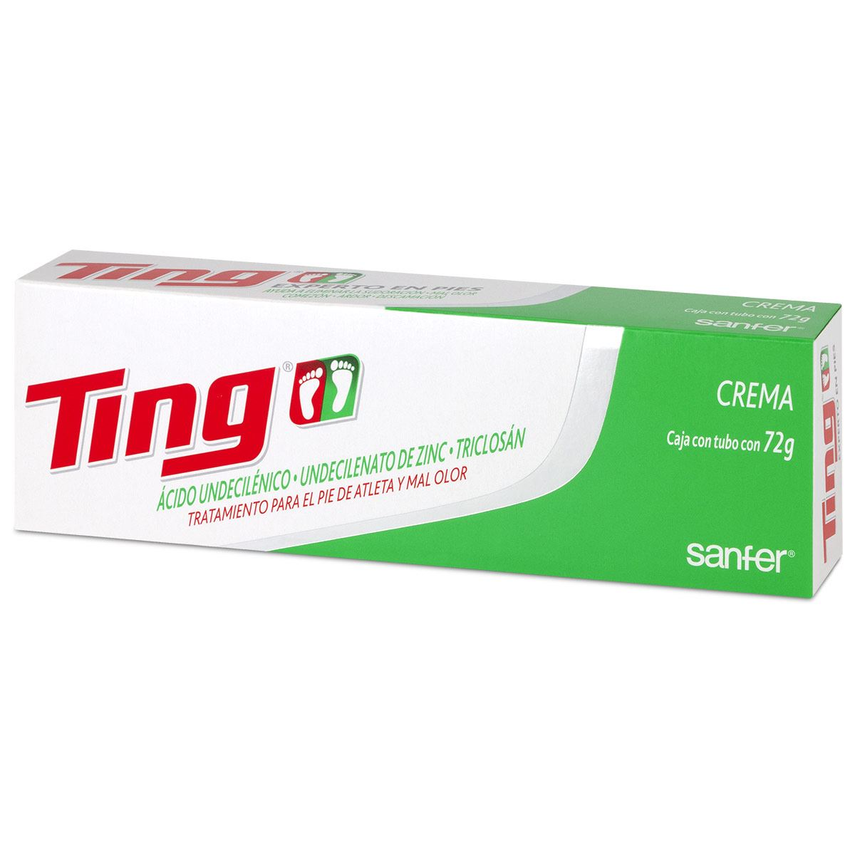 Ting cre 72gr