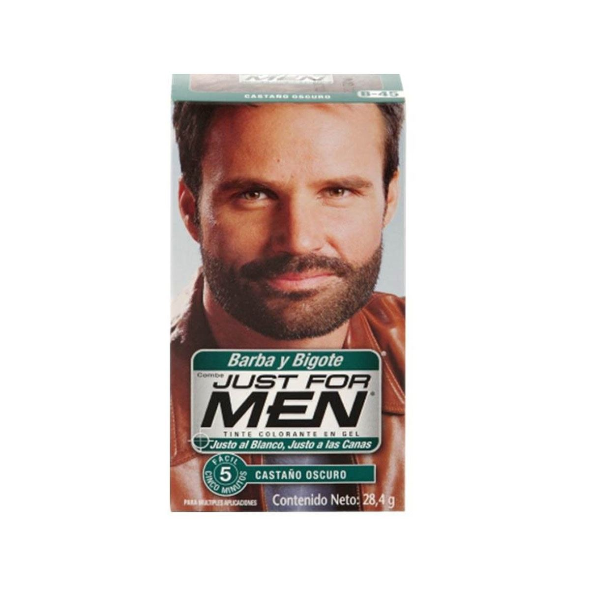 TINTE  JUST FOR MEN