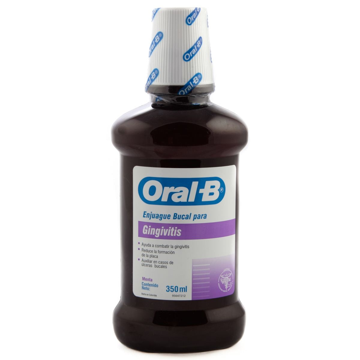 Enjuague Oral-B Gingivitis 350Ml