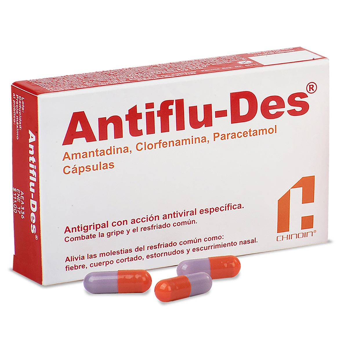 Antiflu-des  - Sanborns
