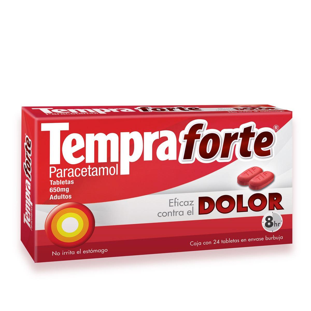 Tempra Forte 650 mg
