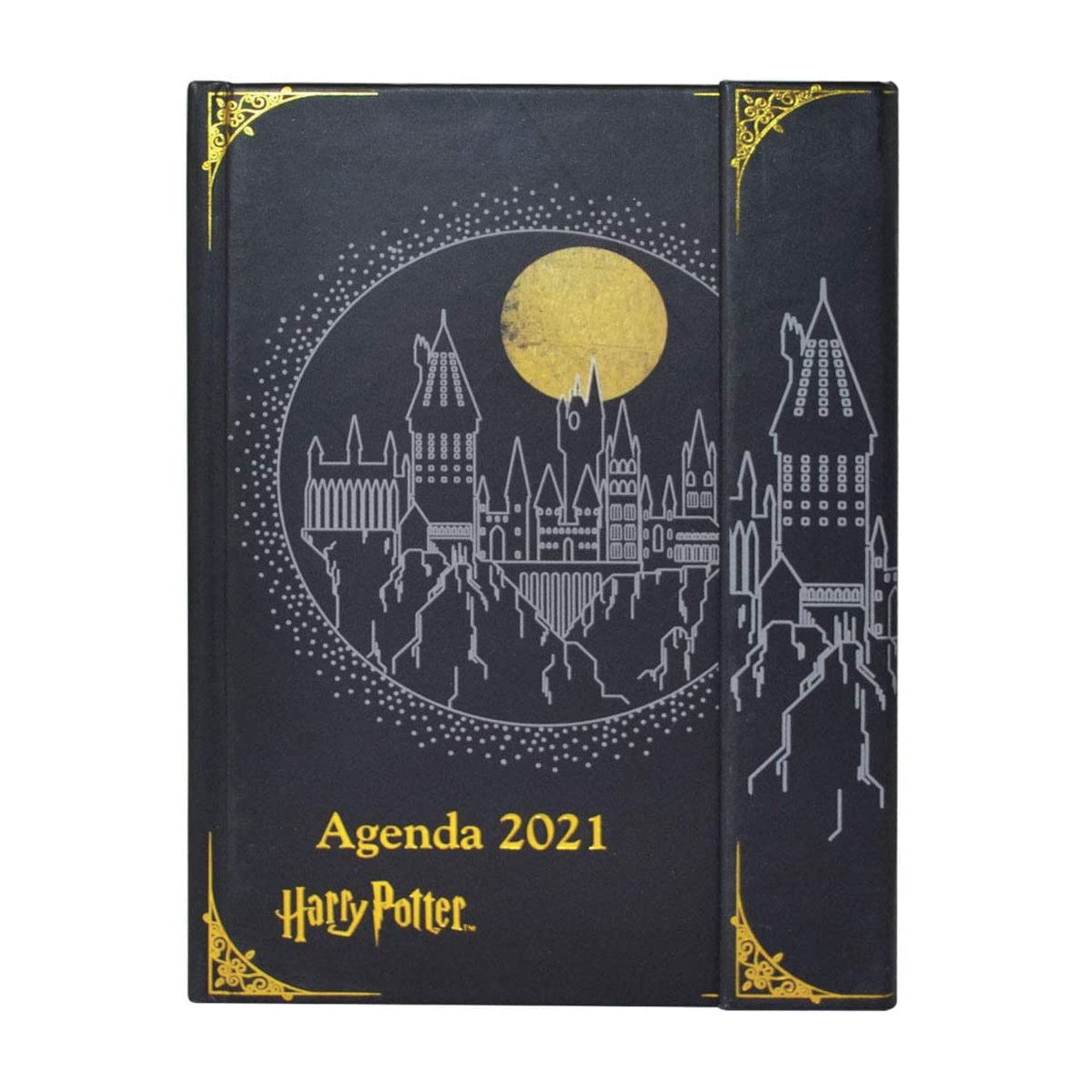 Agenda memorandum Harry Potter