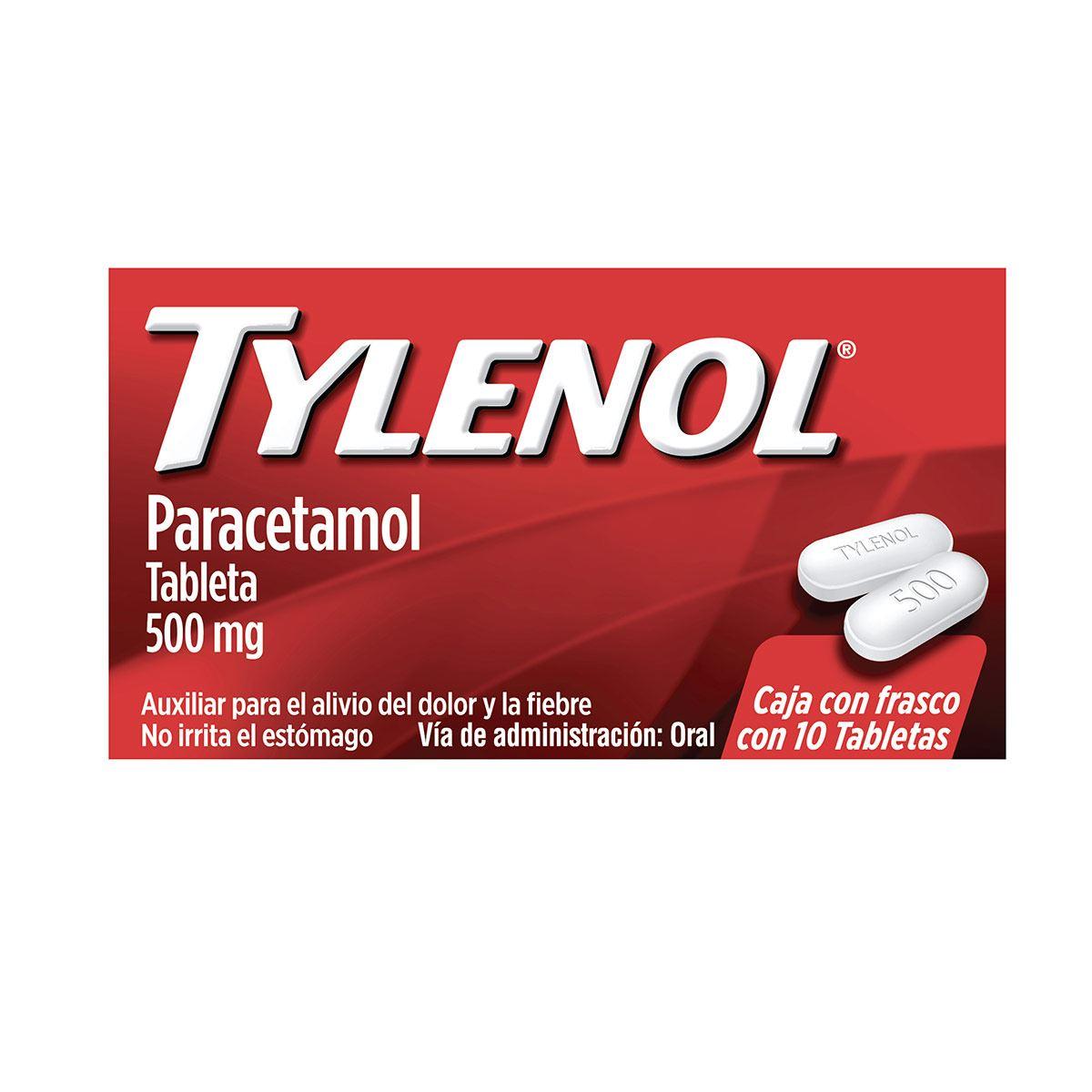Tylenol 500 mg