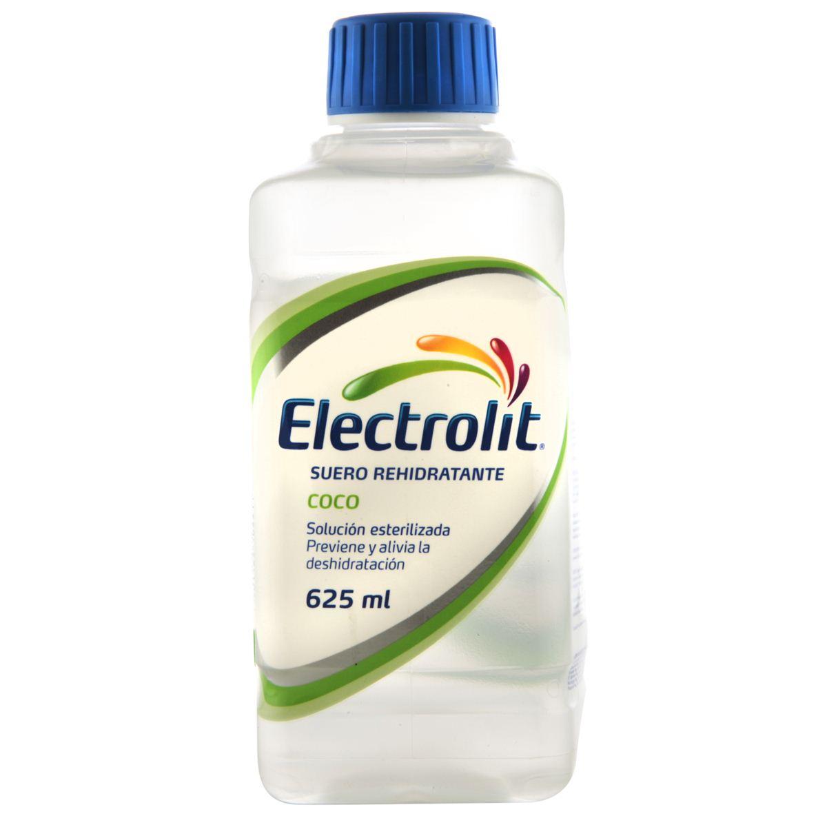 Electrolit suero rehidratante 625 ml coco  - Sanborns