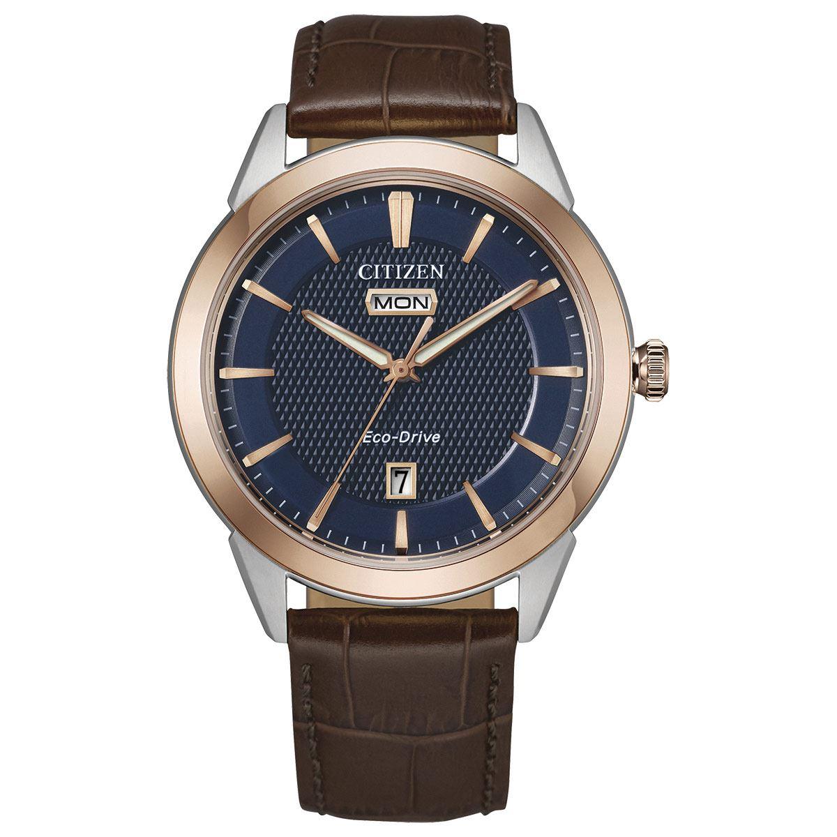 Reloj Citizen Caballero Eco Drive 61382 CORSO