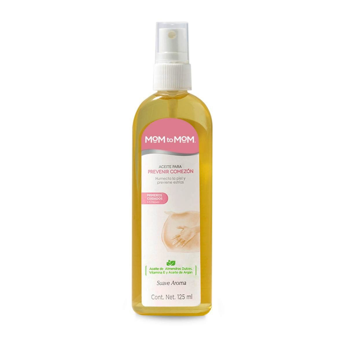 Aceite Corporal Humectante Mom To Mom