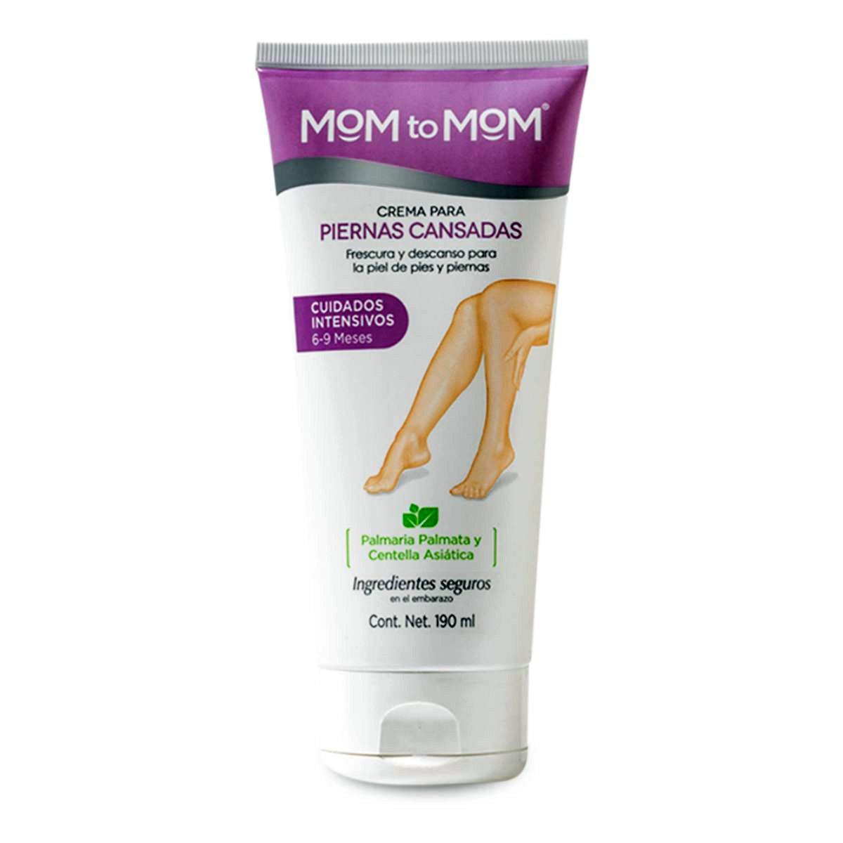 Crema para Piernas Cansadas Mom To Mom